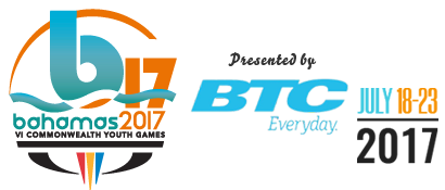 Bahamas Commonwealth Youth Games 2017