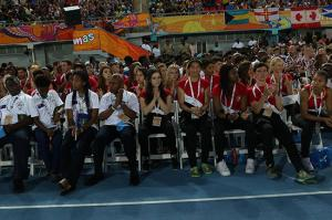 Highlights of the Commonwealth Youth Games 2017 Official Opening Ceremony